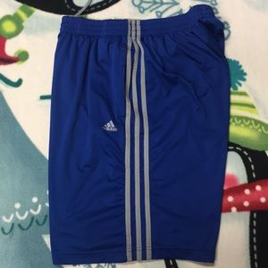 Mens Adidas Climalite Basketball Shorts